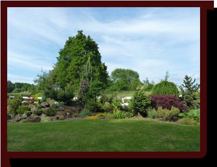Zahrada Ráj